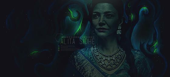Alita Sidhe Signature